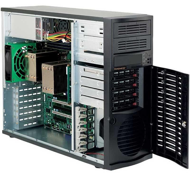 Сервера среднего уровня