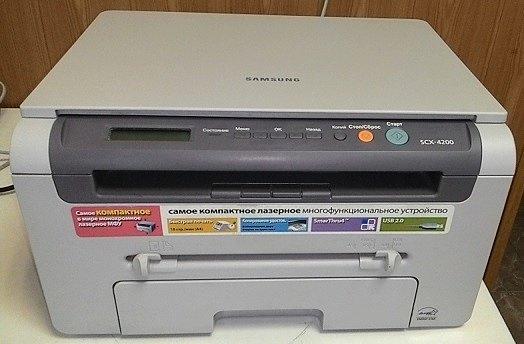Принтер бу