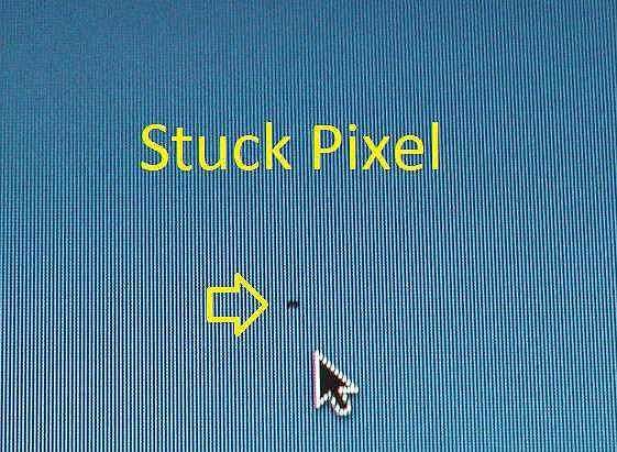 пиксель на мониторе