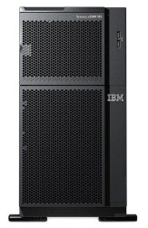 БУ Сервер Tower IBM x3500 M4, Xeon E5-2407, 8GB DDR3, без HDD, 980W