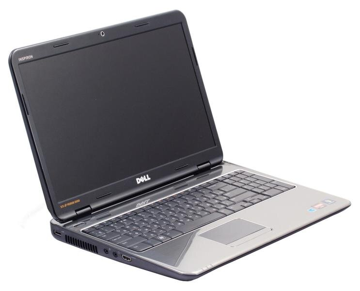 "БУ Ноутбук 15.6"" Dell Inspiron N5010, Core i5, 4Gb DDR3, Radeon HD5650, 250Gb (DI5010I4804500B#250)"