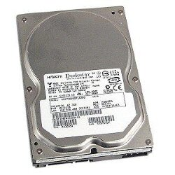 "БУ Жесткий диск SATA 82.3GB Hitachi 3.5"" 7200 RPM 8MB (0A30356) (HDS728080PLA380)"