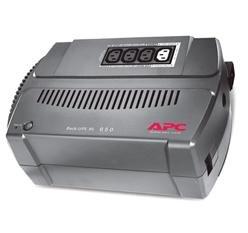 БУ ИБП линейно-интерактивный APC RS 650VA, 650ВА/ 390Вт, без АКБ, без