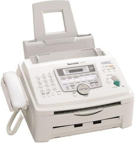 БУ Факс лазерный Panasonic KX-FL513RU White (KX-FL513RU) KX-FL513RU