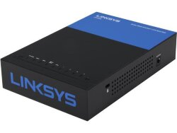 БУ Маршрутизатор Linksys (Cisco) LRT224, 2 x WAN, 4 x Gigabit, VPN