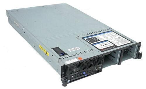 БУ Сервер 2U IBM X3650, 2x Xeon E5405, 16GB DDR2, no HDD, 835W (7979KPG)