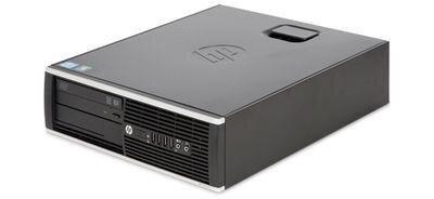 БУ Настольный ПК HP Compaq 8200 Elite SFF, Core i3-2100 (3.3Ghz), 4Gb