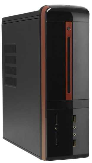 БУ Настольный ПК Mini AssRock AD2700-ITX, Atom D2700, 4Gb DDR3, Intel