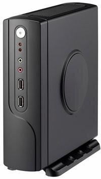 БУ Настольный ПК Mini Intel D2700MUD, Atom D2700, 4Gb DDR3, Intel VR,