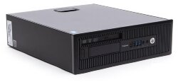 БУ Настольный ПК HP ProDesk 600 G1 SFF (5Z5), Core i5-4570 (3.3Ghz), 4Gb DDR3, 500Gb