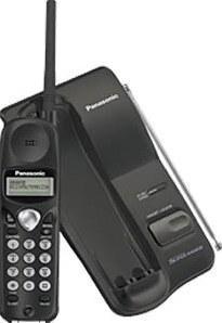 БУ Телефон DECT Panasonic KX-TC1215RUB (KX-TC1215RUB) KX-TC1215RUB