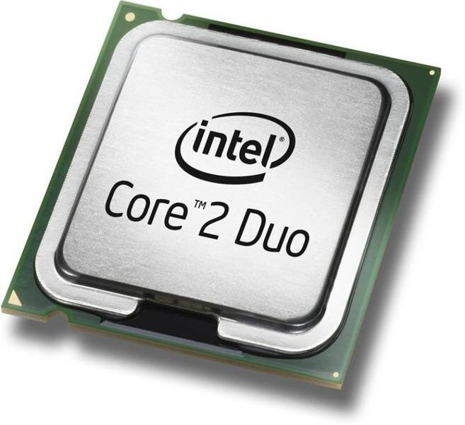 БУ Процессор + кулер Intel Core 2 Duo E6550 (2.33 GHz, 1333 MHz FSB, 4