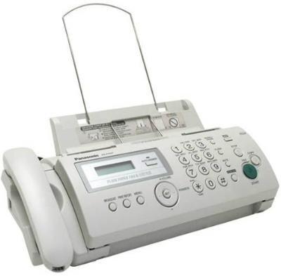 БУ Факс Panasonic KX-FT207 (KX-FT207) KX-FT207