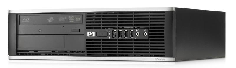 БУ Настольный ПК HP Compaq 8000 Elite SFF, Pentium Dual, 4Gb DDR3, Int