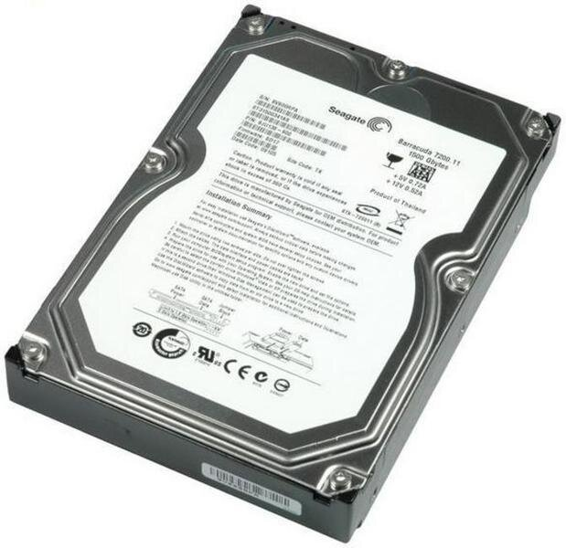 "БУ Жесткий диск SATA 1500GB Seagate Barracuda 3.5"" 7200 RPM 32MB (ST31500341AS)"