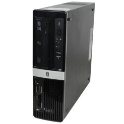 БУ Настольный ПК HP Pro 3010 SFF, Pentium Dual, 4Gb DDR3, Intel GMA, 320Gb