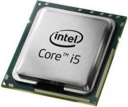 БУ процессор Intel Core i5-661, s1156, 3.3GHz, 2 ядра / 4 потоки, 4Mb,