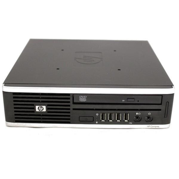 БУ Настольный ПК HP Compaq 8000 Elite USDT, Pentium Dual, 4Gb DDR3, In