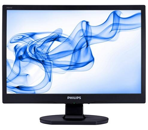 "БУ Монитор 19"" TFT TN Philips 190VW9, 1440x900 (16:10), 5мс, VGA"