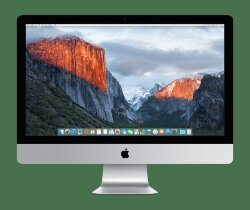"БУ Моноблочный ПК Apple iMac 27"" (Mid 2011), Core i5 (2.7 GHz), 16GB DDR3, Radeon 6770M, 1Tb"
