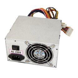 БУ Блок питания 300W Switching Power Supply P4-300W , 1х80мм (SPSP4-300W)