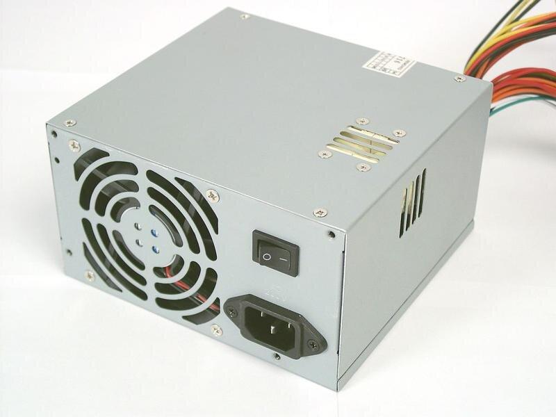 БУ Блок питания 350W ISO-450PP 4S, 1х80 (ISO-450PP 4S) ISO-450PP 4S