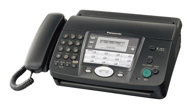 БУ Факс Panasonic KX-FT908 (KX-FT908) KX-FT908