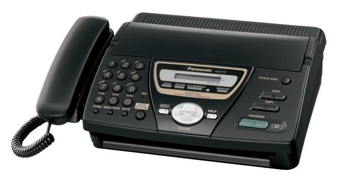 БУ Факс Panasonic KX-FT78 (KX-FT78) KX-FT78