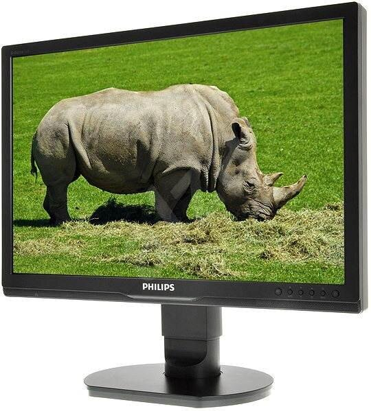 "БУ Монитор 24"" TFT TN PHILIPS Brilliance 1920x1200 (16:10), 5мс, VGA/ DVI"