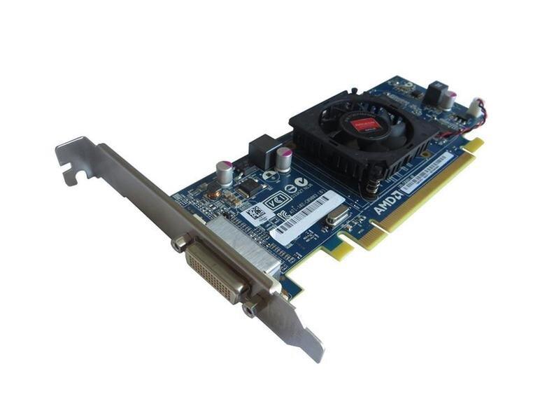 БУ Видеокарта PCI-e HP Radeon HD6350 , 512MB, DDR3, 64-bit, DMS-59 (2x