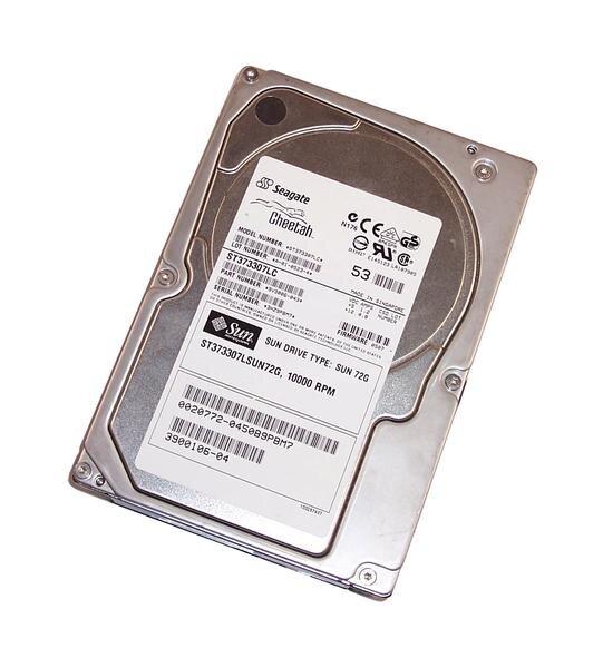 БУ Жесткий диск для сервера SCSI 73.4 GB Seagate 3.5