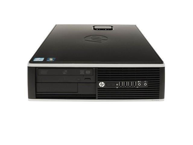 БУ Настольный ПК HP Compaq 8100 Elite SFF, Pentium Dual, 4Gb DDR3, Int