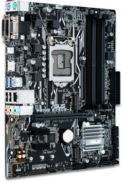 БУ Материнская плата Asus B250M-A PRIME (s1151, 4xDDR4, 6xSATA, PCI-Ex