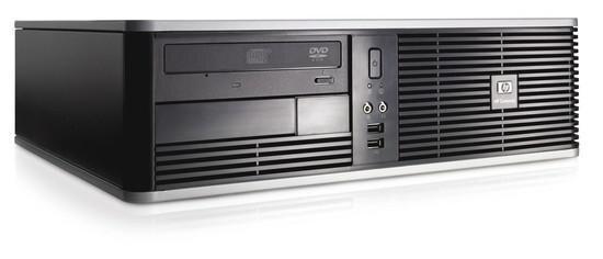 БУ Настольный ПК HP Compaq dc7800, Core2Quad Q6600, 4Gb DDR2, Intel GM