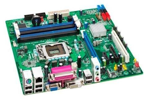 БУ Материнская плата Intel DQ67OW (LGA1155, 4xDDR3 6xSATA, 1xPCI-Ex16,