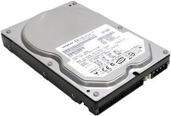 БУ Жесткий диск IDE 80GB Hitachi DesKstar 3.5
