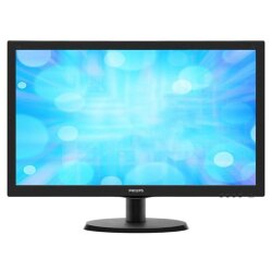 "БУ Монитор 21.5"" LED TN, Philips V-line, 1920x1080 (16:9), 5мс, VGA/ DVI/"