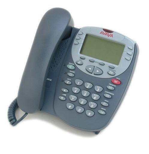 БУ Телефон цифровой Avaya 2410 (2410) 2410
