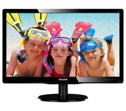 "БУ Монитор 21.5"" LED TN Philips V-line 226V4LSB, 1920 x 1080 (16:9), 5мс, VGA/ DVI"