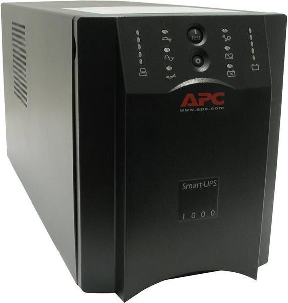 БУ ИБП APC Smart-UPS 1000VA , без АКБ (SUA1000I) SUA1000I