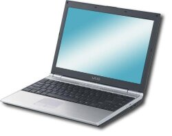 "БУ Ноутбук 13.3"" Sony PCG-6N5P, Core 2 Duo, 2GB DDR2, Intel GMA, 100GB HDD"
