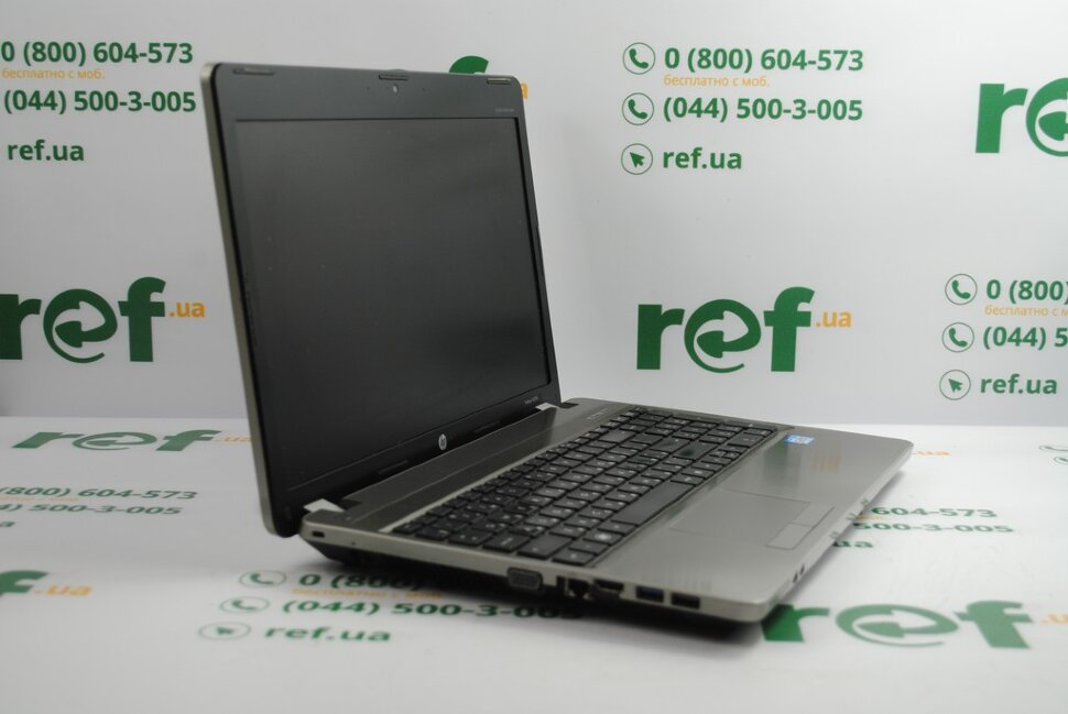 "БУ Ноутбук 15.6"" HP ProBook 4530s (297690), Core i5-2430M (2.4 GHz) 8Gb DDR3, 250Gb HDD"