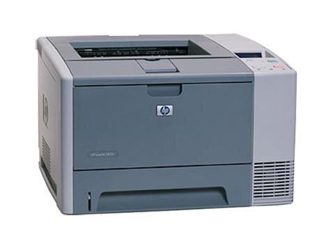 БУ Принтер лазерный HP LaserJet 2420N (A4, 30 стр/ мин, USB/ Lan) (Q59