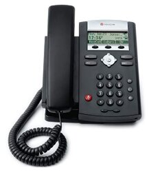 БУ IP-телефон Polycom SoundPoint IP 331, 2x Ethernet, дисплей