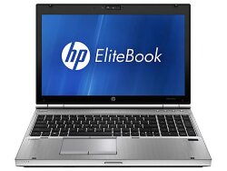"БУ Ноутбук 15.6"" HP EliteBook p8560, Core i7, 8GB, Intel HD, 120GB SSD"