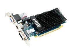 БУ Видеокарта PCI-e HIS Radeon HD5450 512MB DDR3, 650/ 1300, 64-bit, VGA/ DVI/ HDMI