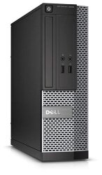 БУ Настольный ПК Dell Optiplex 3020 SFF, Core i5 (3.3GHz), 16GB DDR3, Intel HD, 240Gb SSD
