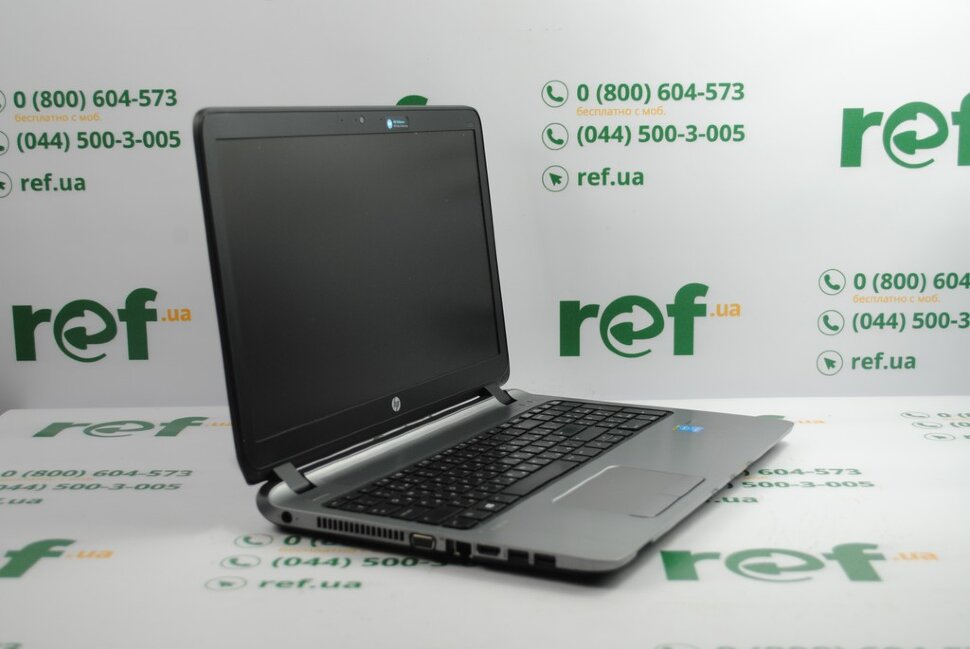 "БУ Ноутбук 15.6"" HP ProBook 450 G2 (297697), Core i5-5200U (2.2 GHz) 8Gb DDR3, 500Gb HDD"